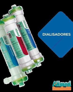 Dialisador Allmed Pronefro