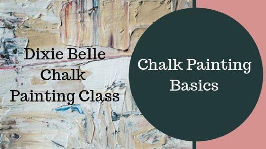 Chalk Painting Basics 101