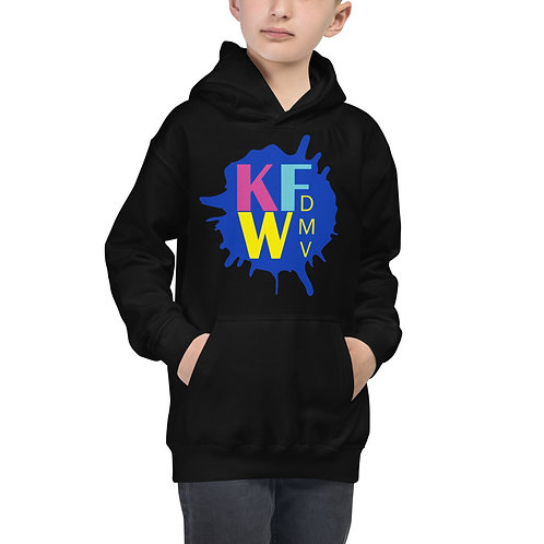 Youth KFWDMV Logo Hoodie