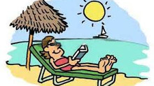 Teachers, it's SUMMERTIME!   Take some time for yourself, read, RELAX!