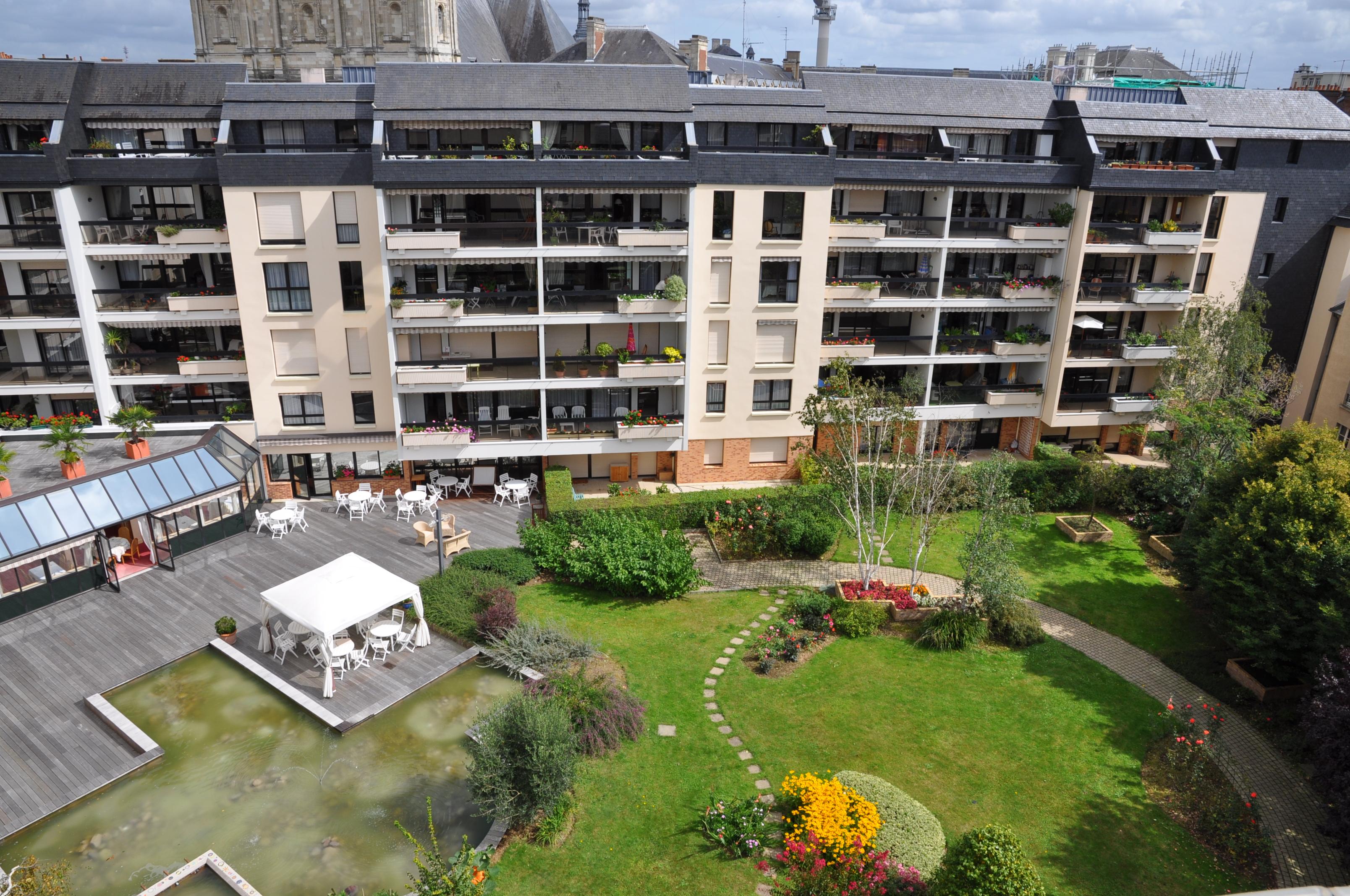 Bénéficiez d'un jardin en ville