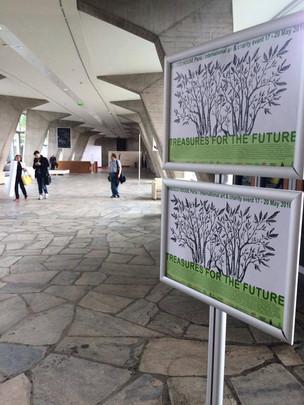 TREASURES FOR THE FUTURE at UNESCO Headquarters in PARIS
