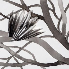 Rebirth od a Tree (detail)