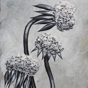 Garden Series (one panel)
