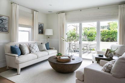 Interior of a family residence in Manhattan Beach, CA designed by Danijela Zaric https://spaceintervention.com/  Photo Credit: Ryan Garvin