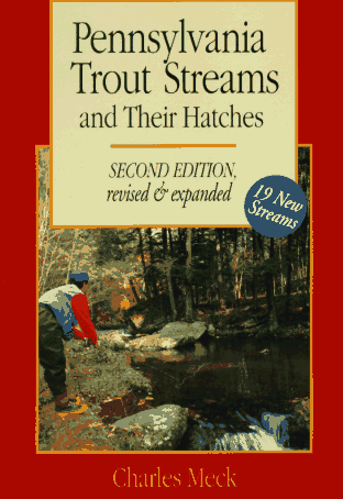 Two Books that Belong on Every Keystone Fly Fisher's Shelf