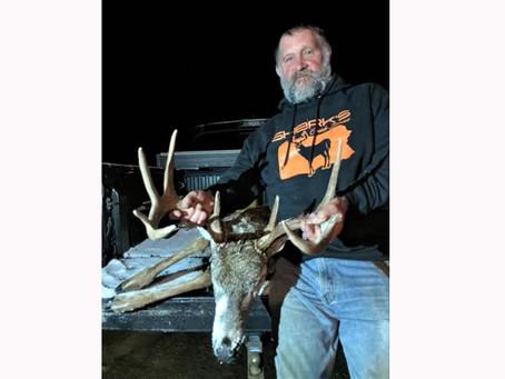 Steve Sherk, Sr.: Lessons on Still Hunting in the Big Woods