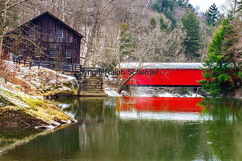 McConnell's Mills and Covered Bridge