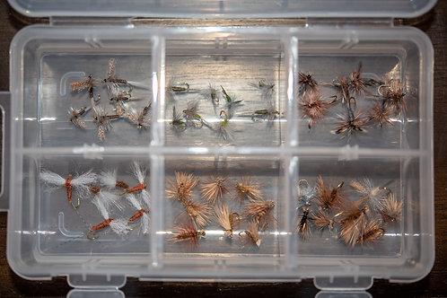Assortment - April Dry Fly Box