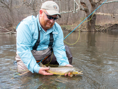 What Does Fly Line Weight Mean?