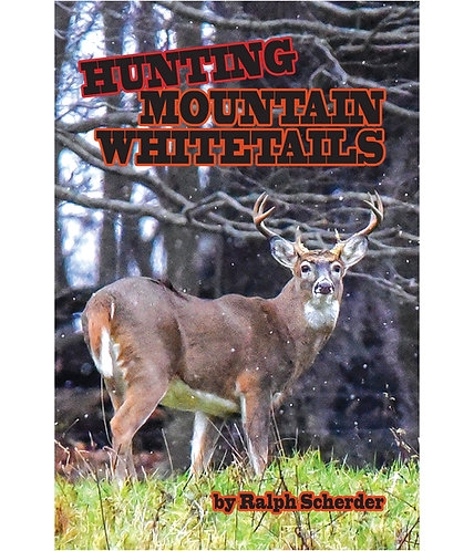 Hunting Mountain Whitetails - Digital Download EBook