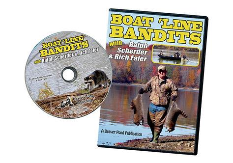 Boat 'Line Bandits - DVD