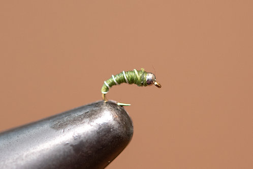 Zebra Midge - Olive