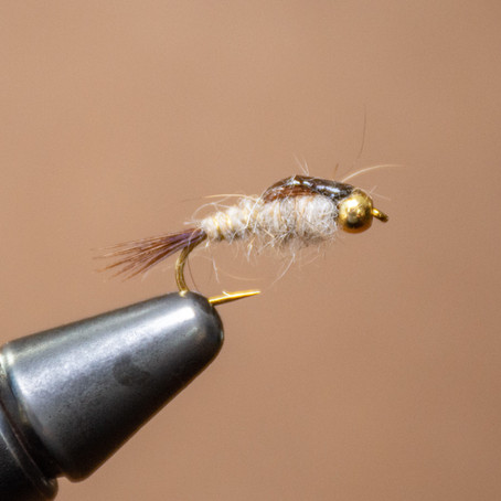 Ye Olde Gold-Ribbed Hare's Ear Nymph