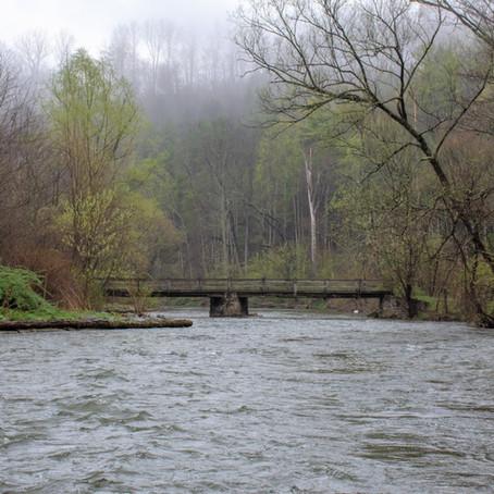Exploring New Waters: Spring Creek, PA
