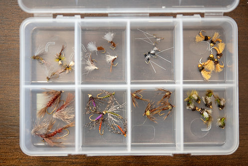 Assortment - Soft Hackles and Emergers