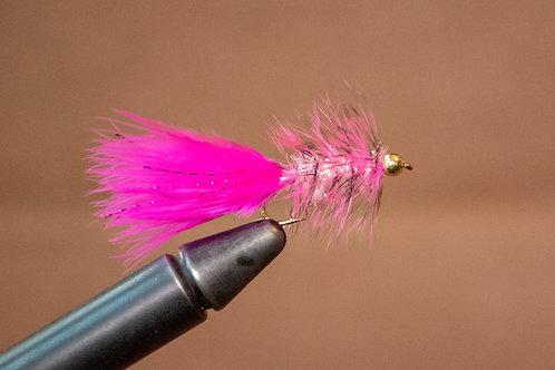 Krystal Bugger - Pink/Hot Pink