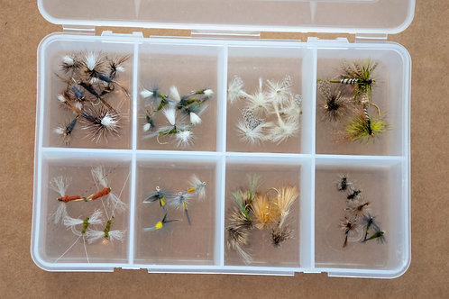Assortment - May Dry Fly Box