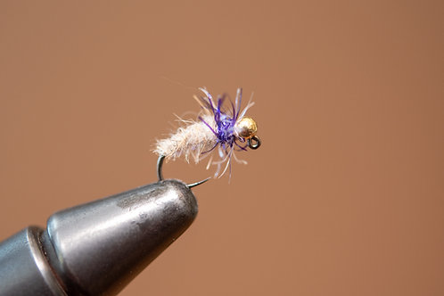 Sexy Walt - Purple w/Tungsten Bead