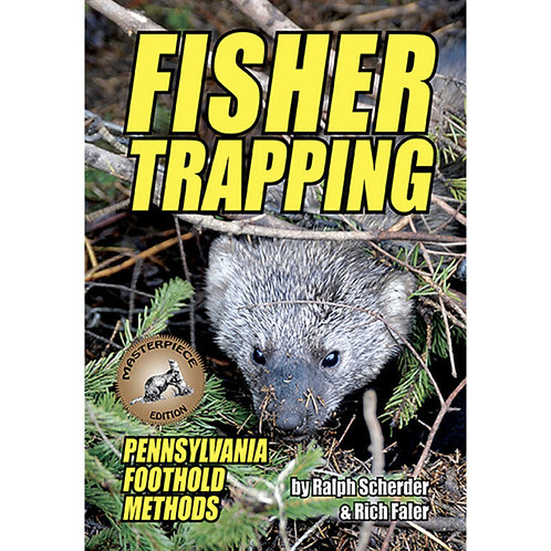 Fisher Trapping: Pennsylvania Foothold Methods - Digital Download