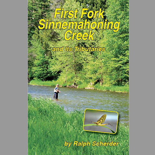 First Fork Sinnemahoning Creek and its Tributaries - Digital Download