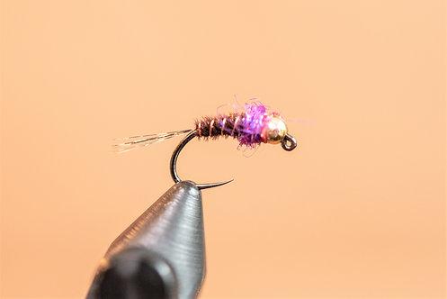 Frenchie - UV Purple w/Tungsten Bead