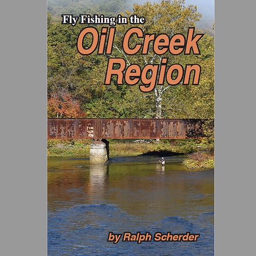 Fly Fishing in the Oil Creek Region- Digital Download