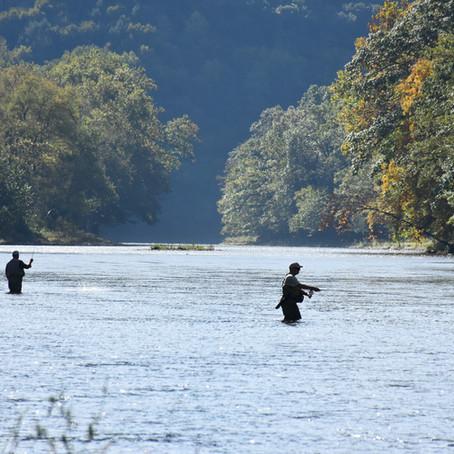 Fly Fishing the Oil Creek Region