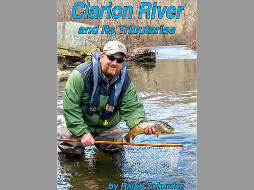 Clarion River and its Tributaries - Digital Download