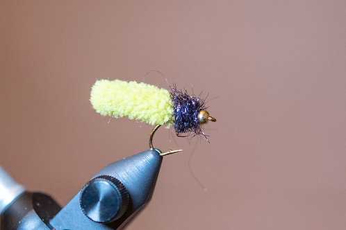 Mop Fly - Insect Green