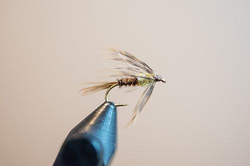 Sulphur Soft Hackle Emerger