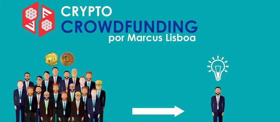 CRYPTO CROWDFUNDING - BASEADO NAS CRIPTOMOEDAS