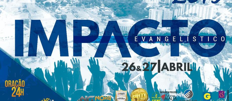 Evento Evangelístico em Caldas Novas - GO tem como uma de suas patrocinadoras uma criptomoeda.
