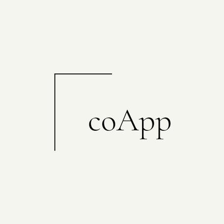 coApp 23 Eylül'de yayında