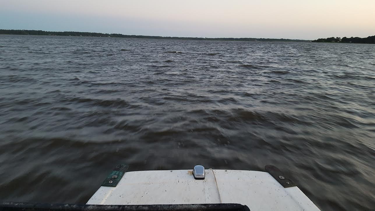 Boat Ride in Newport River