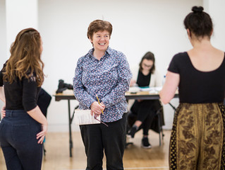 Love & Scandal, Bristol Old Vic Theatre School – a journey