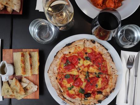 Cincinnati despide el 2020 con un exclusivo menú mediterráneo