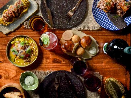 Ronconcon, cocina latina: sabores vibrantes y cócteles de autor al aire libre