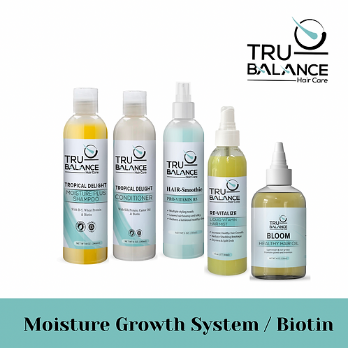 Moisture Growth System with Biotin