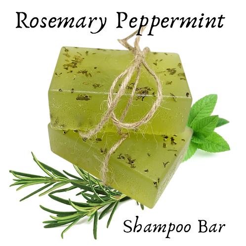 Rosemary Peppermint Shampoo Bar