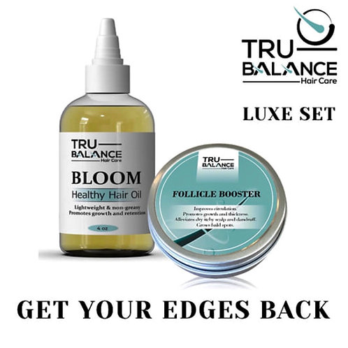 Follicle Booster Lux Set