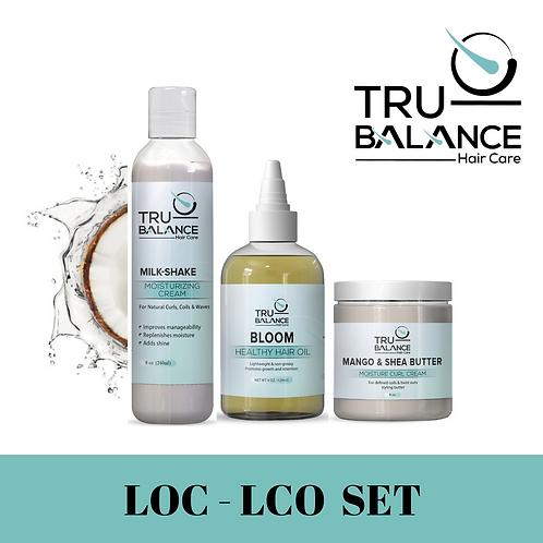 LOC / LCO Moisture Starter Set
