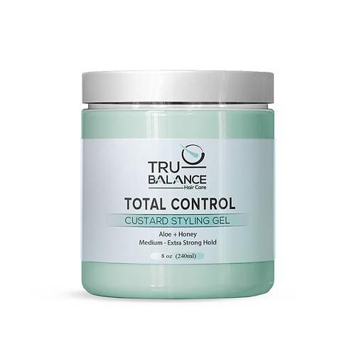 Total Control Custard Styling Gel