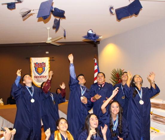 Senior Graduation 2014!