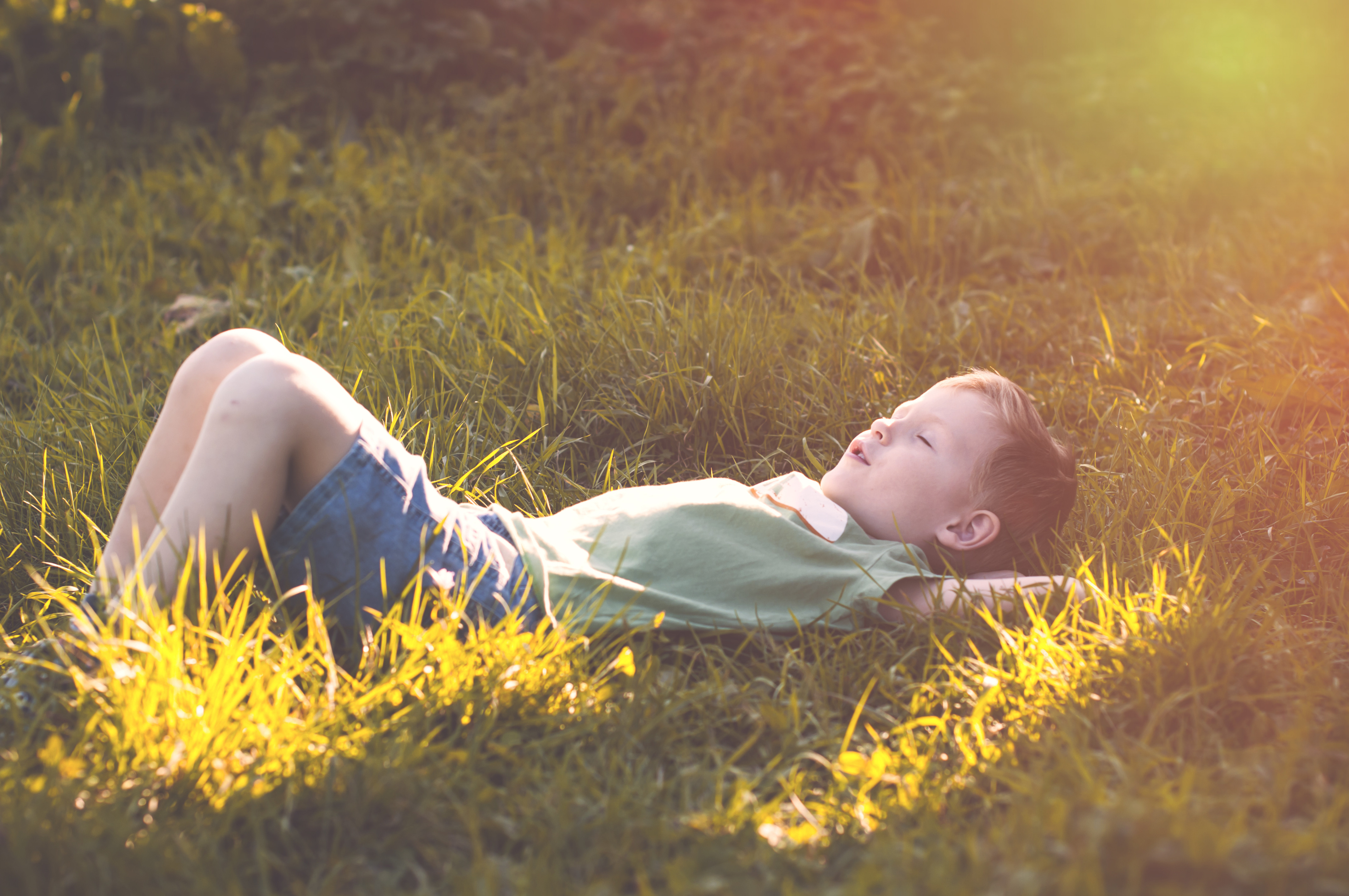 Guided Relaxation Practice for Children