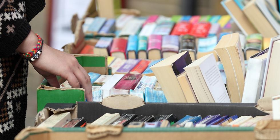 Book Exchange & Silent Auction