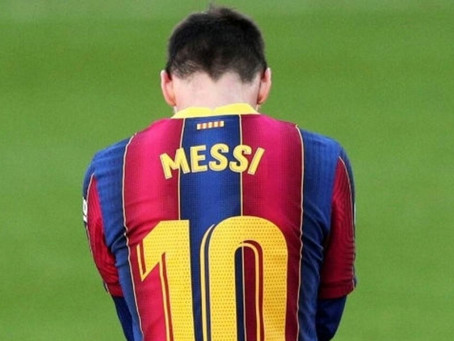 COVID-19 has changed football for worse, playing sans fans horrible: Lionel Messi
