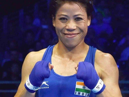 Mary Kom to skip training next week due to illness ,boxers to head to Europe