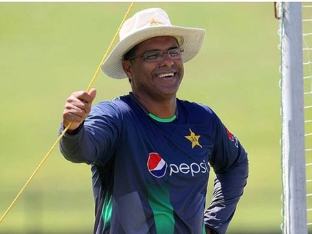 Pakistan's bowling coach Waqar Younis to return home after first Test against NZ
