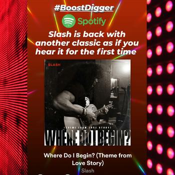 Where Do I Begin? (Theme from Love Story) - Slash
